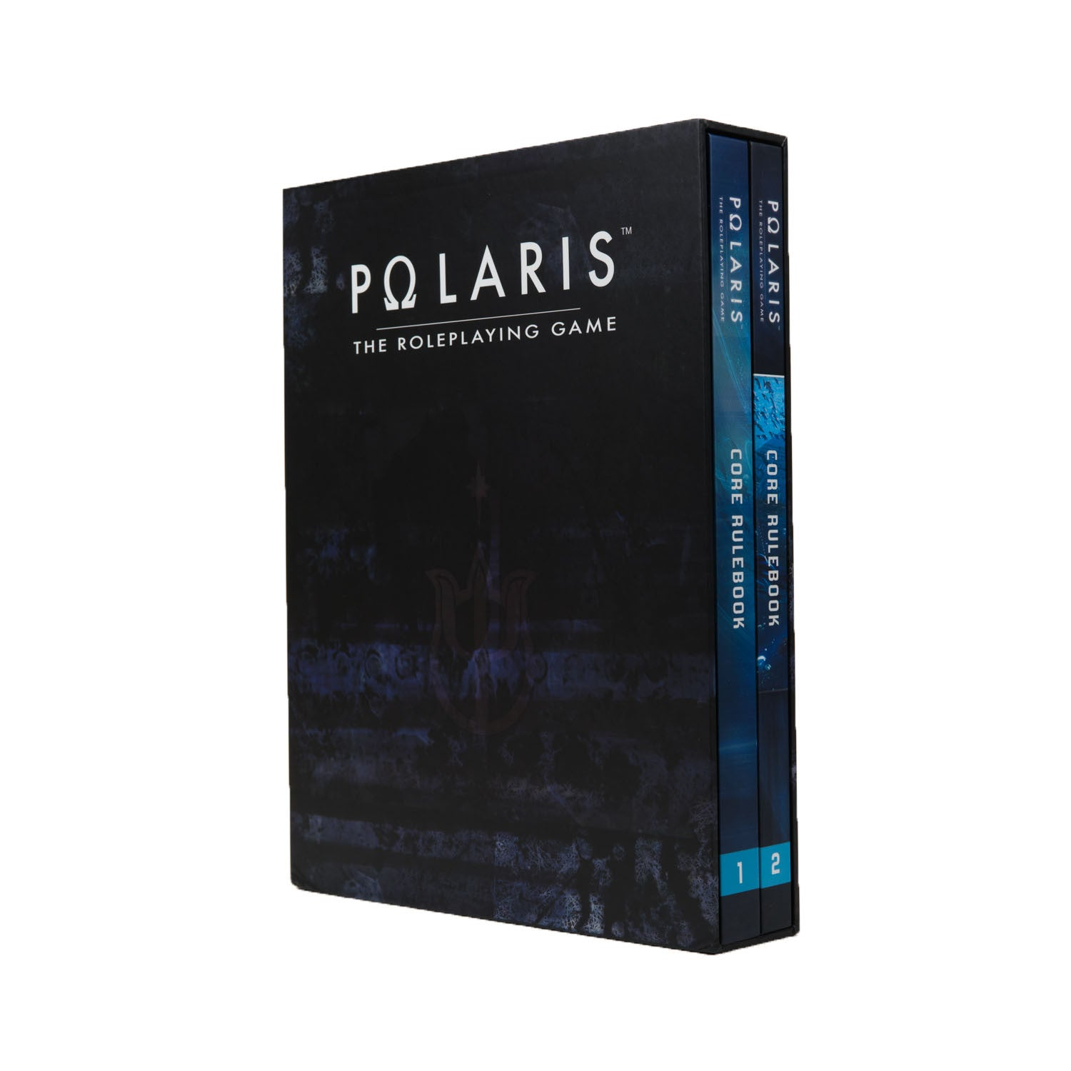 POLARIS The Roleplaying Game Core Rulebook Set (Hard Cover)