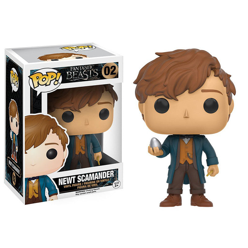 Pop! 10405 Fantastic Beasts and Where to Find Them - Newt Scamander