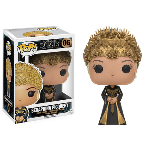 Pop! 10406 Fantastic Beasts and Where to Find Them - Seraphina Picquery