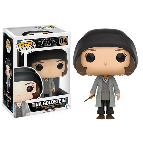 Pop! 10410 Fantastic Beasts and Where to Find Them - Tina