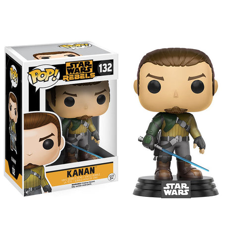 Pop! 10770 Star Wars: Rebels - Kanan