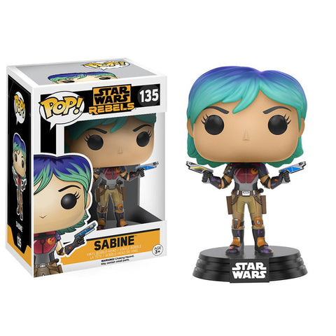 Pop! 10773 Star Wars: Rebels - Sabine