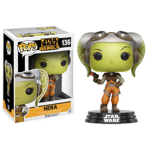 Pop! 10774 Star Wars: Rebels - Hera