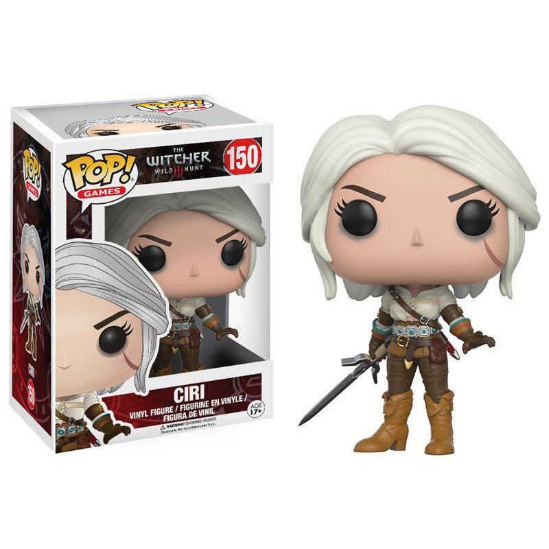 Pop! 12133 The Witcher III - Ciri