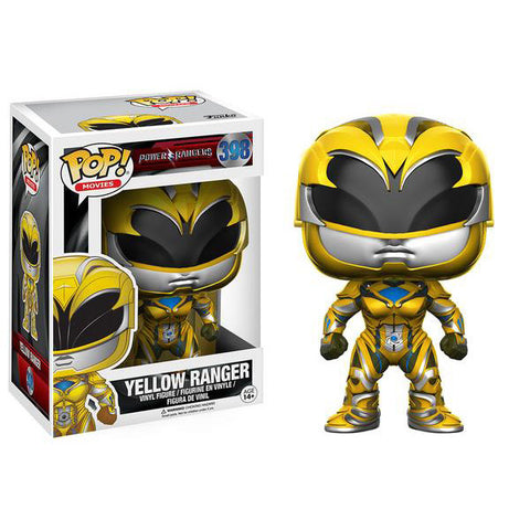 Pop! 12344 Power Rangers - Yellow Ranger