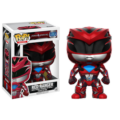 Pop! 12460 Power Rangers - Red Ranger