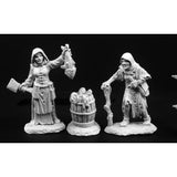 Reaper Dark Heaven Legends: 03789 Townsfolk of Dreadmere 1