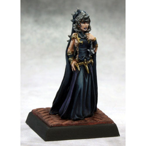 Reaper Pathfinder Miniatures: 60132 Cleric of Mammon