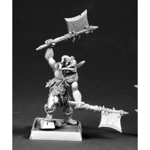 Reaper Pathfinder Miniatures: 60157 Cleric of Rovagug