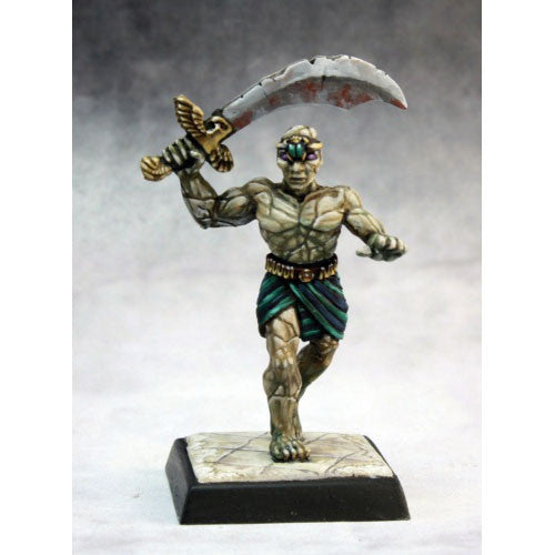 Reaper Pathfinder Miniatures: 60158 Osirion Living Monolith