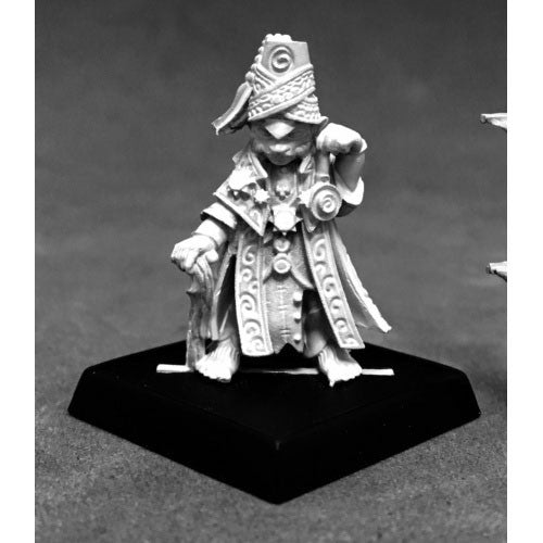Reaper Pathfinder Miniatures: 60197 Meligaster, Iconic Mesmerist