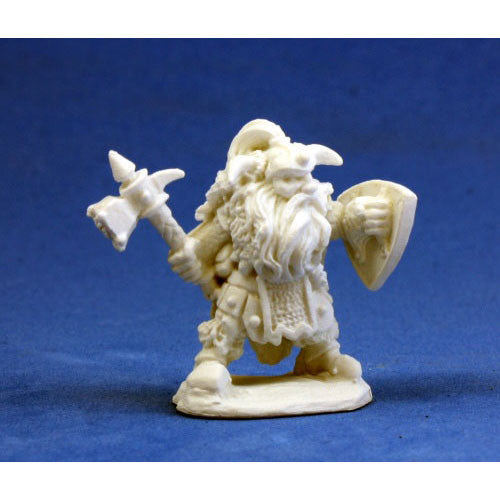 Reaper Dark Heaven Bones: 77011 Fulumbar, Dwarf Warrior