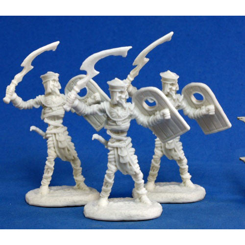 Reaper Dark Heaven Bones: 77146 Mummy Warrior (3)