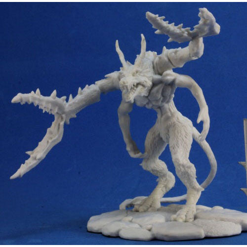 Reaper Dark Heaven Bones: 77307 Wolf Demon