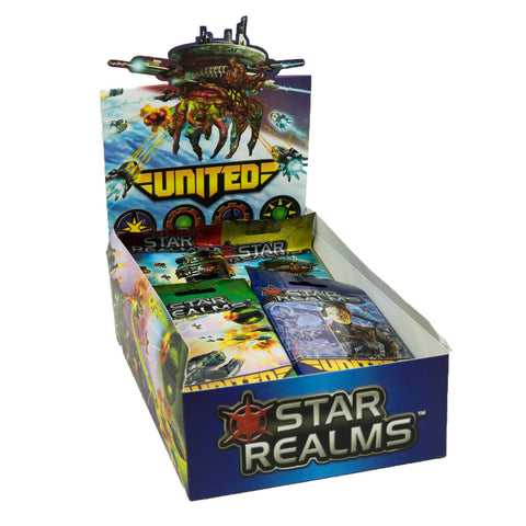 Star Realms: United - Command Expansion Pack