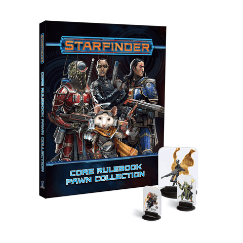 Starfinder RPG: Core Rulebook Pawn Collection