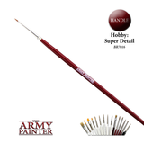 The Army Painter Hobby Brush Series: Super Detail