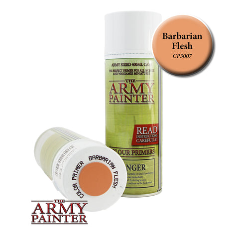 The Army Painter Colour Primer: Barbarian Flesh (Spray)
