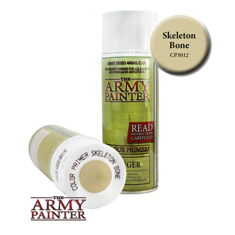 The Army Painter Colour Primer: Skeleton Bone (Spray)