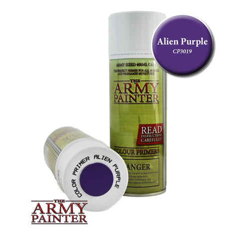 The Army Painter Colour Primer: Alien Purple (Spray)