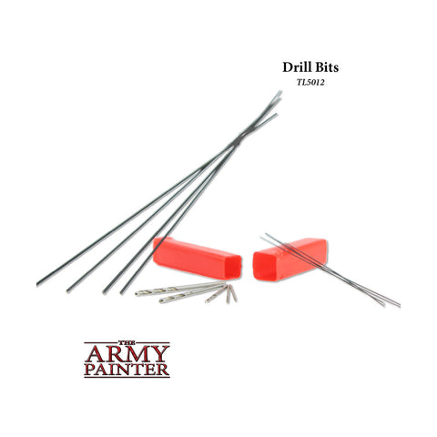 The Army Painter Spare Drills & Pins