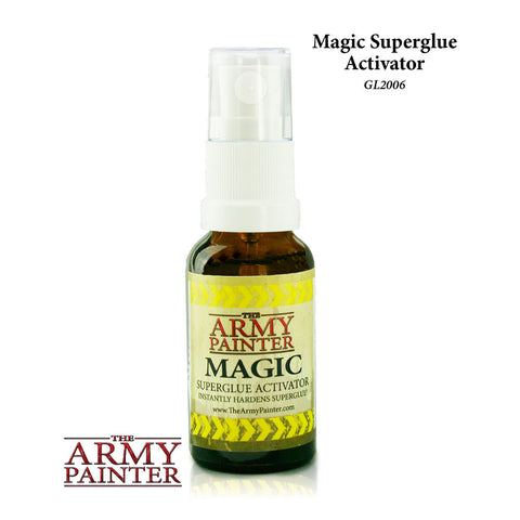 The Army Painter Magic Superglue Activator