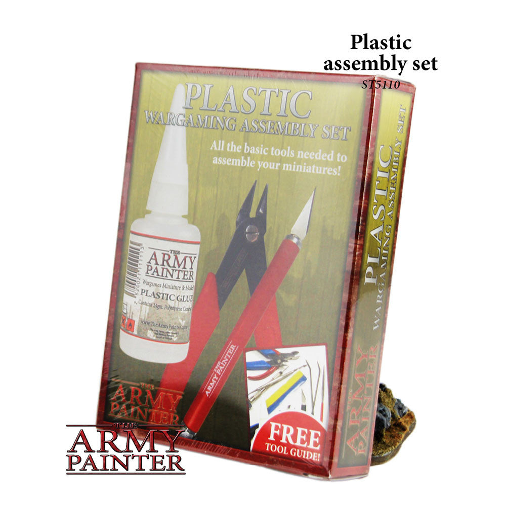 The Army Painter Plastic Wargaming Assembly Set