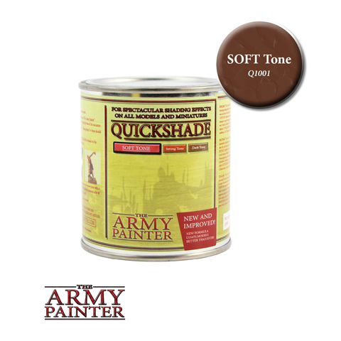 The Army Painter Quickshade: Soft Tone