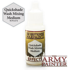 The Army Painter Warpaints Effects: Quickshade Wash Mixing Medium (18ml)