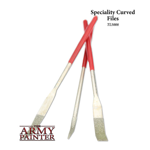 The Army Painter Specialty Curved Files