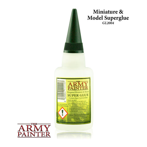 The Army Painter Super Glue 20ml (Single Bottle)