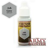 The Army Painter Warpaints: Ash Grey (18ml)