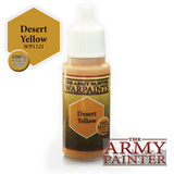 The Army Painter Warpaints: Desert Yellow (18ml)