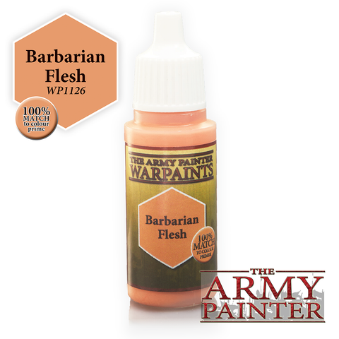 The Army Painter Warpaints: Barbarian Flesh (18ml)