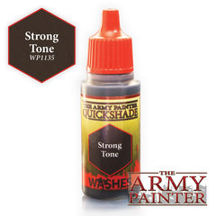 The Army Painter Warpaints Washes: Strong Tone Quickshade (18ml)