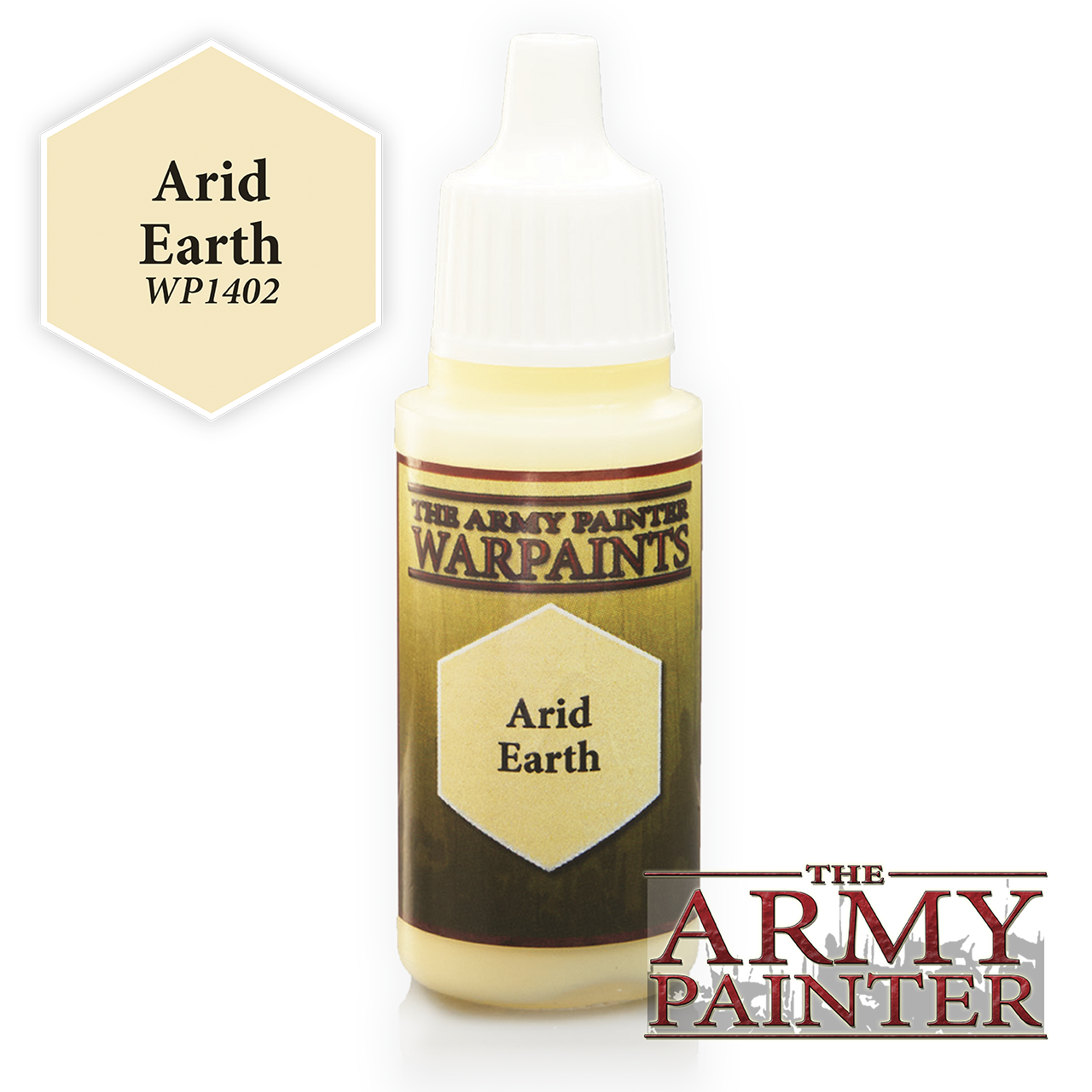 The Army Painter Warpaints: Arid Earth (18ml)