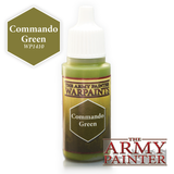 The Army Painter Warpaints: Commando Green (18ml)