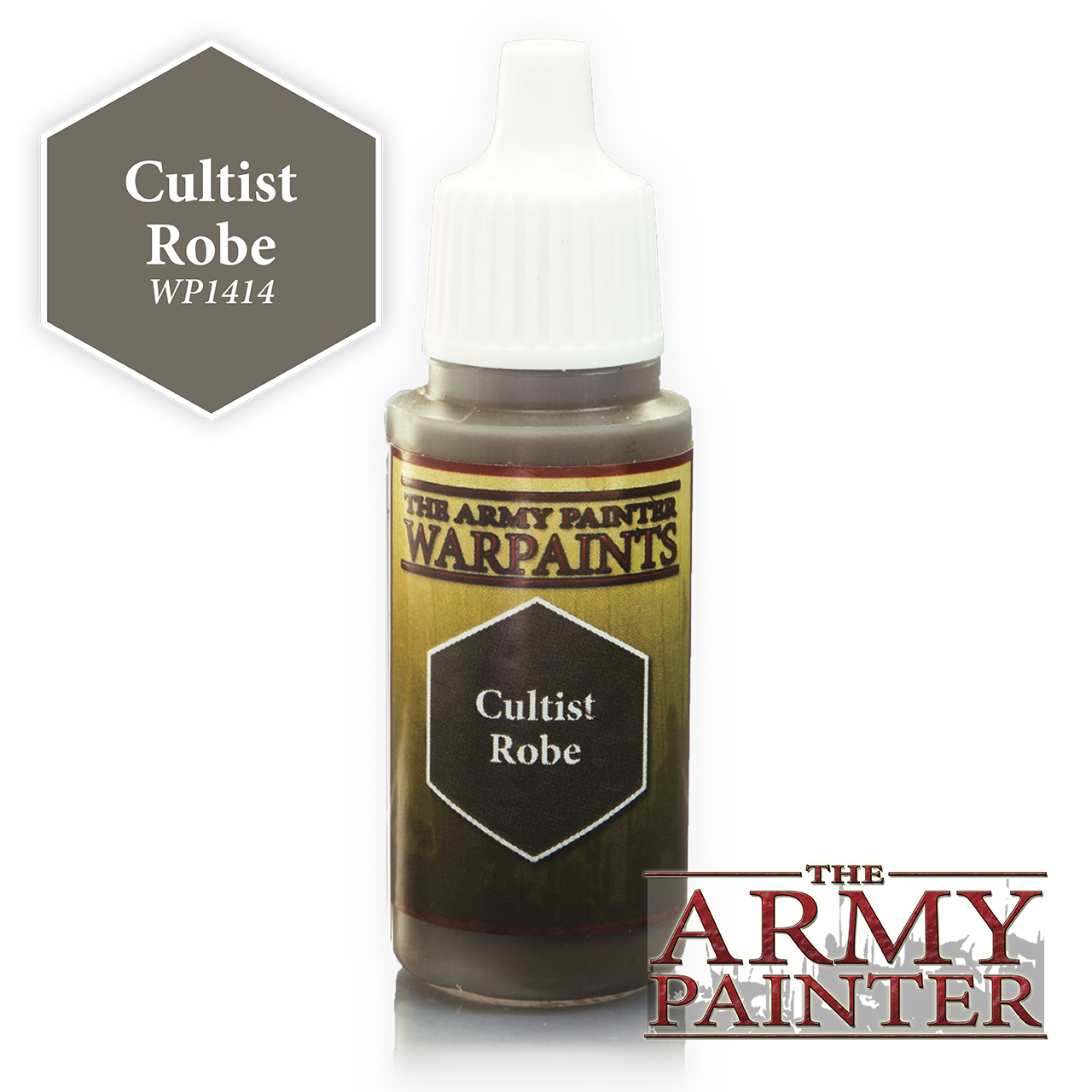 The Army Painter Warpaints: Cultist Robe (18ml)