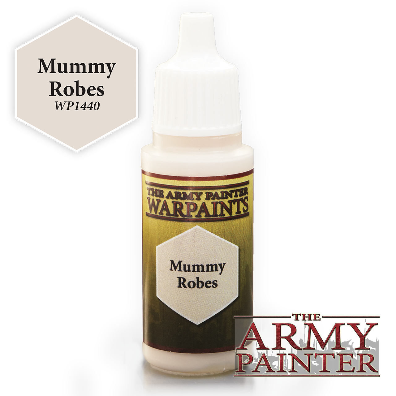 The Army Painter Warpaints: Mummy Robes (18ml)