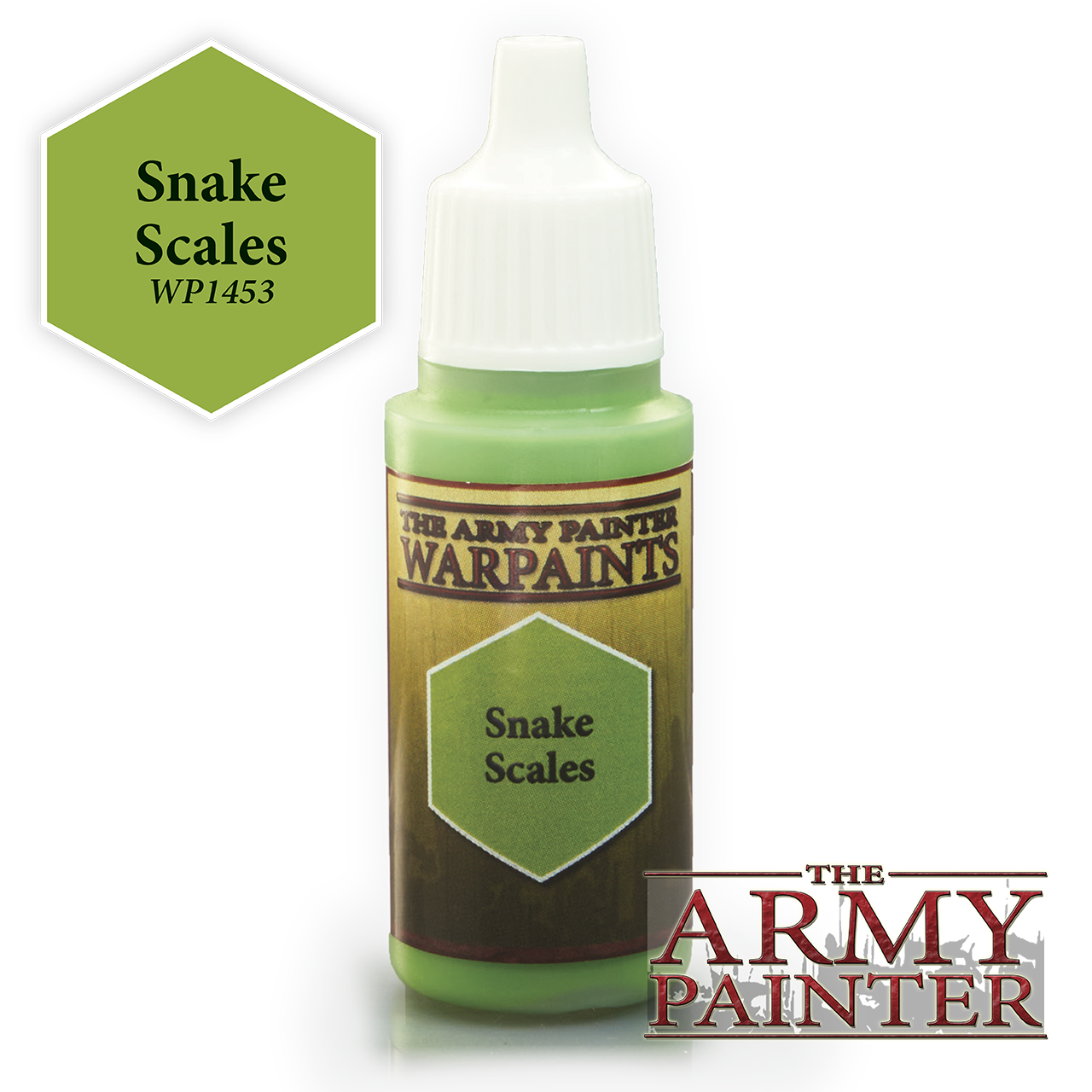 The Army Painter Warpaints: Snake Scales (18ml)