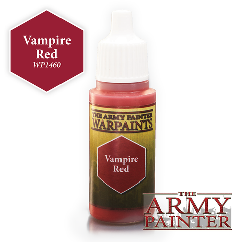 The Army Painter Warpaints: Vampire Red (18ml)
