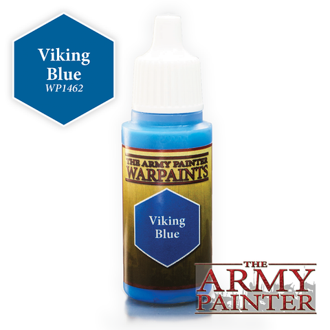 The Army Painter Warpaints: Viking Blue (18ml)