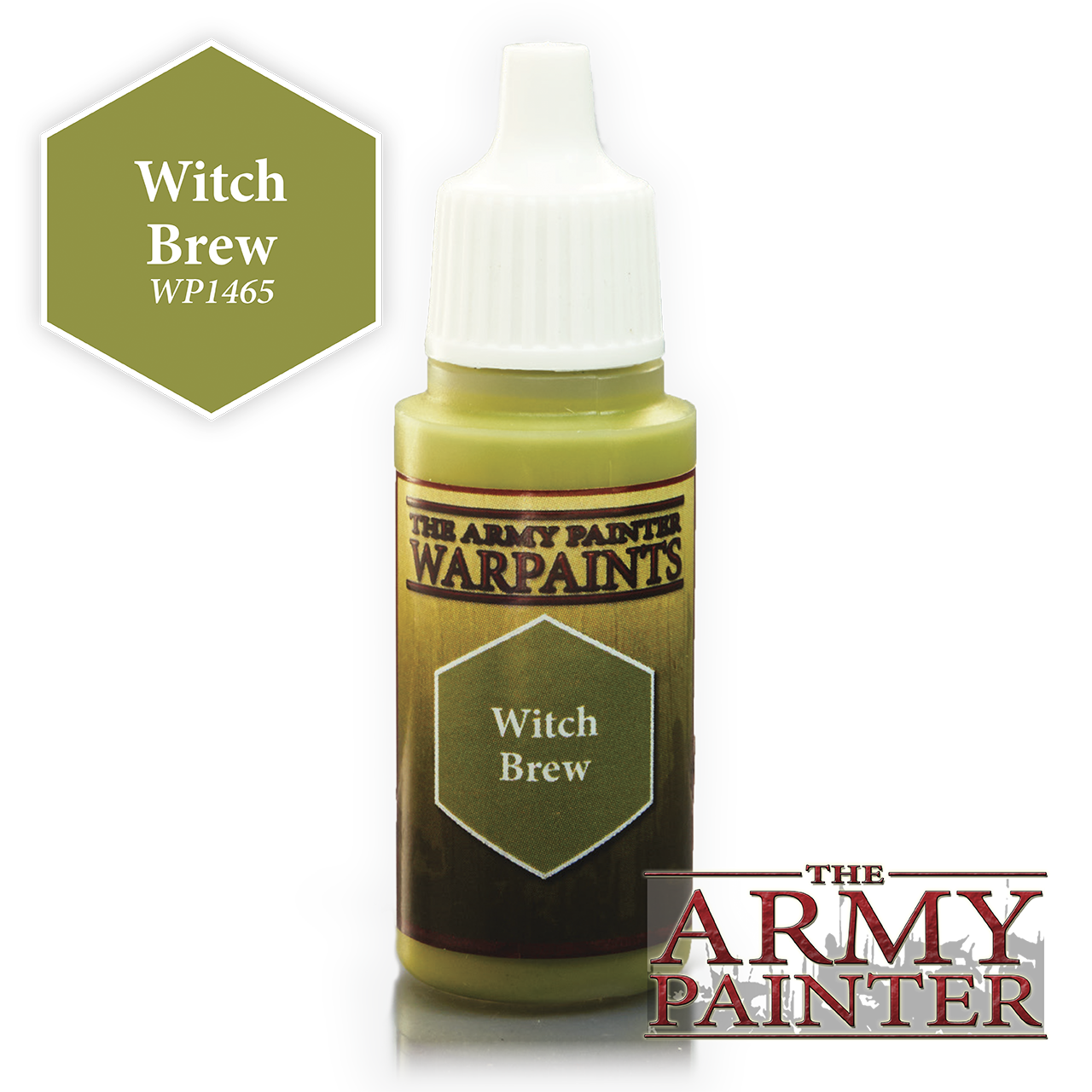 The Army Painter Warpaints: Witch Brew (18ml)