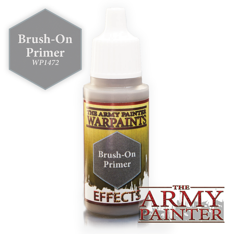 The Army Painter Warpaints Effects: Brush On Primer (18ml)