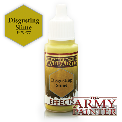 The Army Painter Warpaints Effects: Disgusting Slime (18ml)