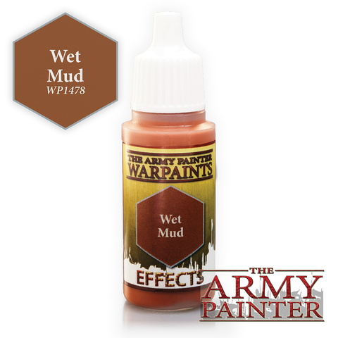The Army Painter Warpaints Effects: Wet Mud (18ml)