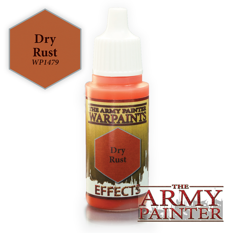 The Army Painter Warpaints Effects: Dry Rust (18ml)