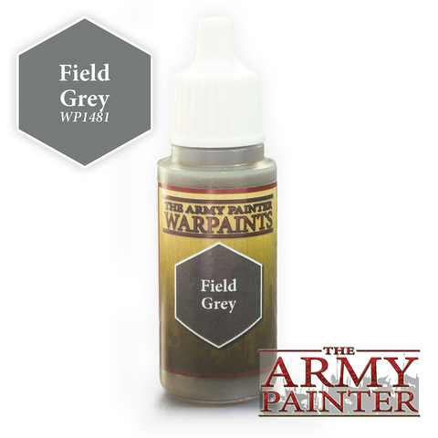 The Army Painter Warpaints: Field Grey (18ml)