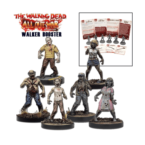 The Walking Dead: All Out War - Walker Booster