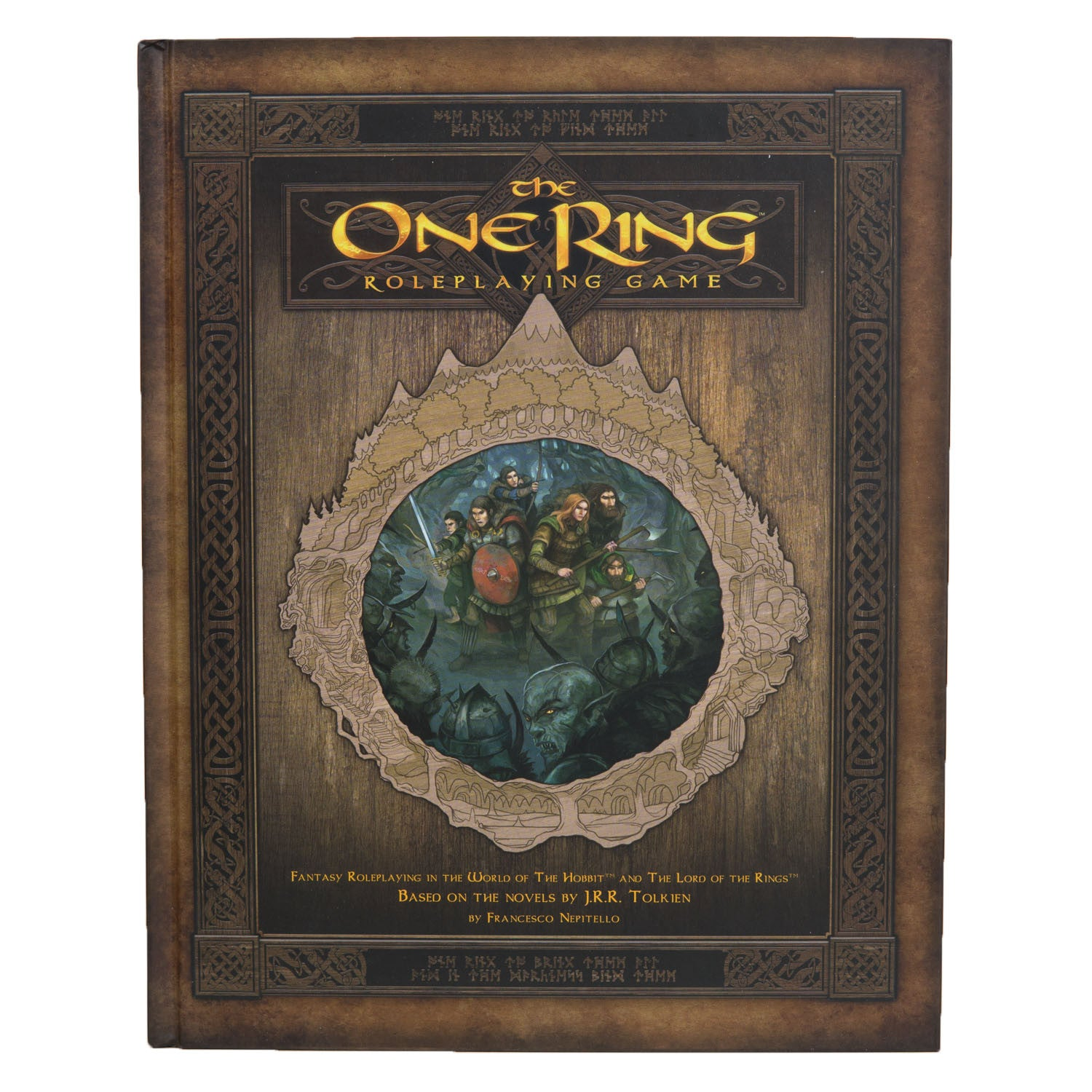 The One Ring Roleplaying Game (Hard Cover)